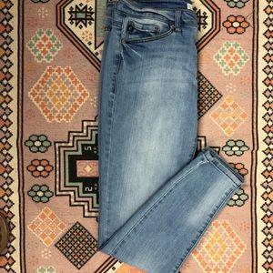 KanCan Light Wash Skinny Jeans